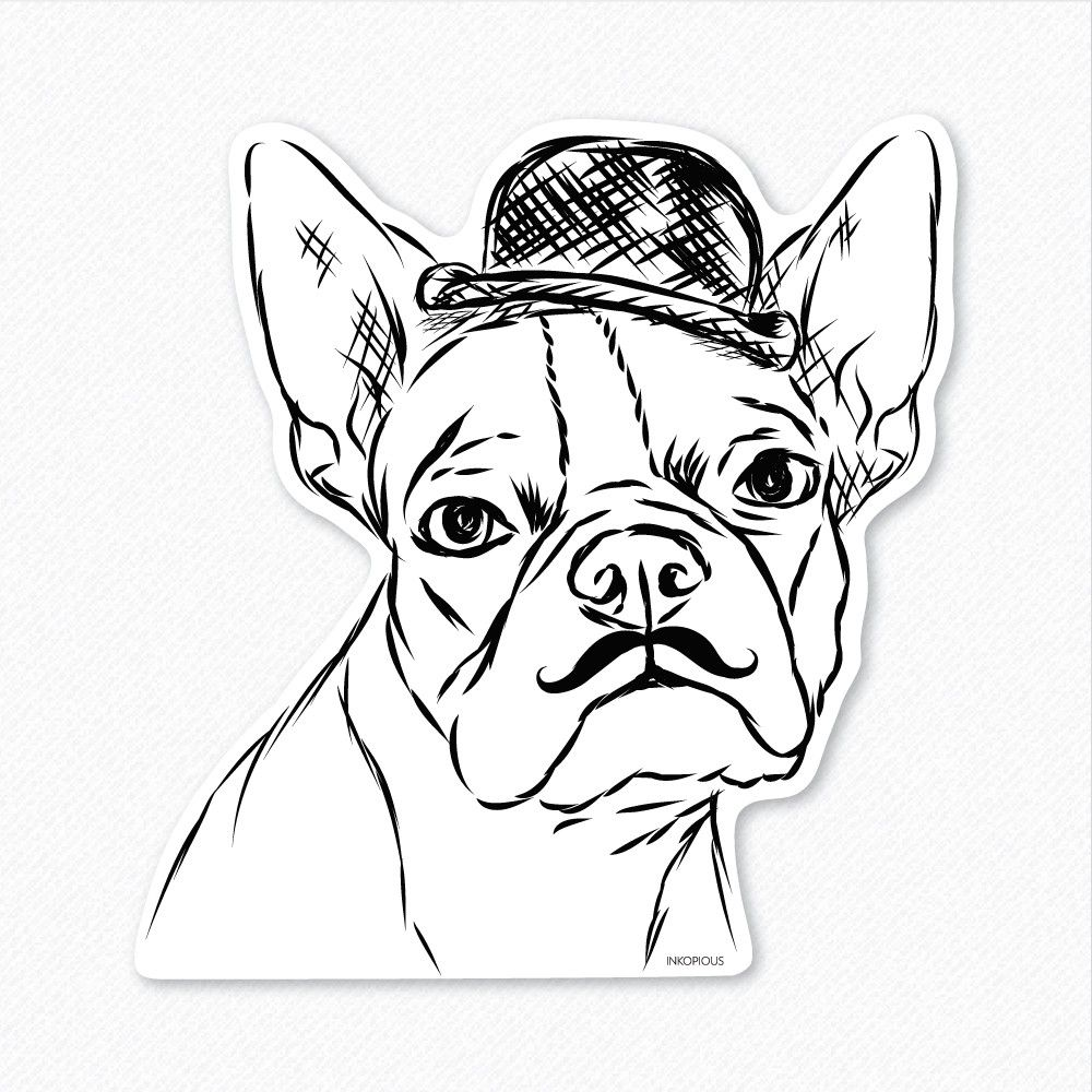 13 Pics of Free Boston Terrier Coloring Pages - Boston Terrier ...