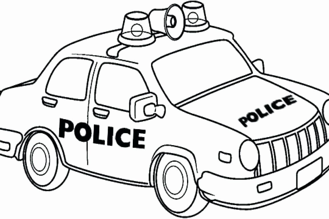 Police Truck Coloring Page Beautiful ...pinterest.com