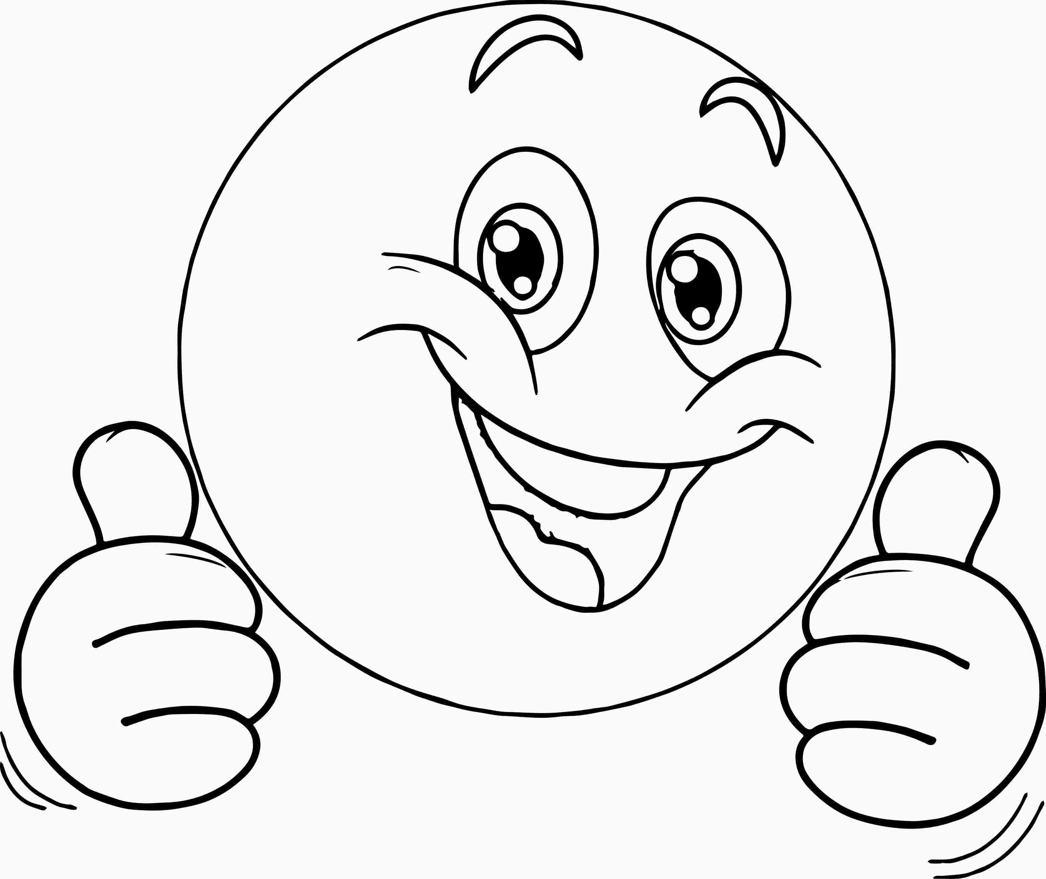 Smiley Faces Coloring Pages Coloring Home