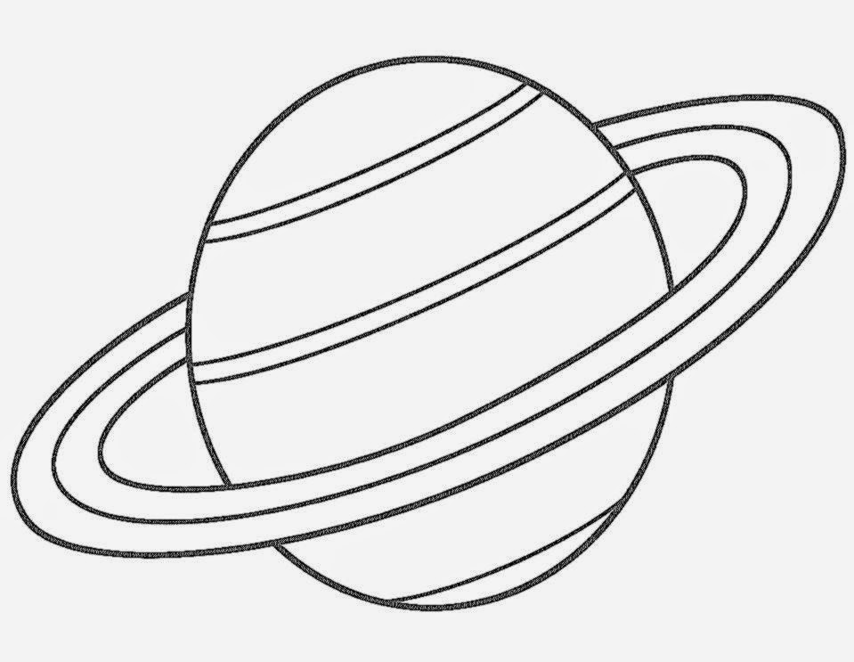 Planet Coloring Pages - Coloring Home
