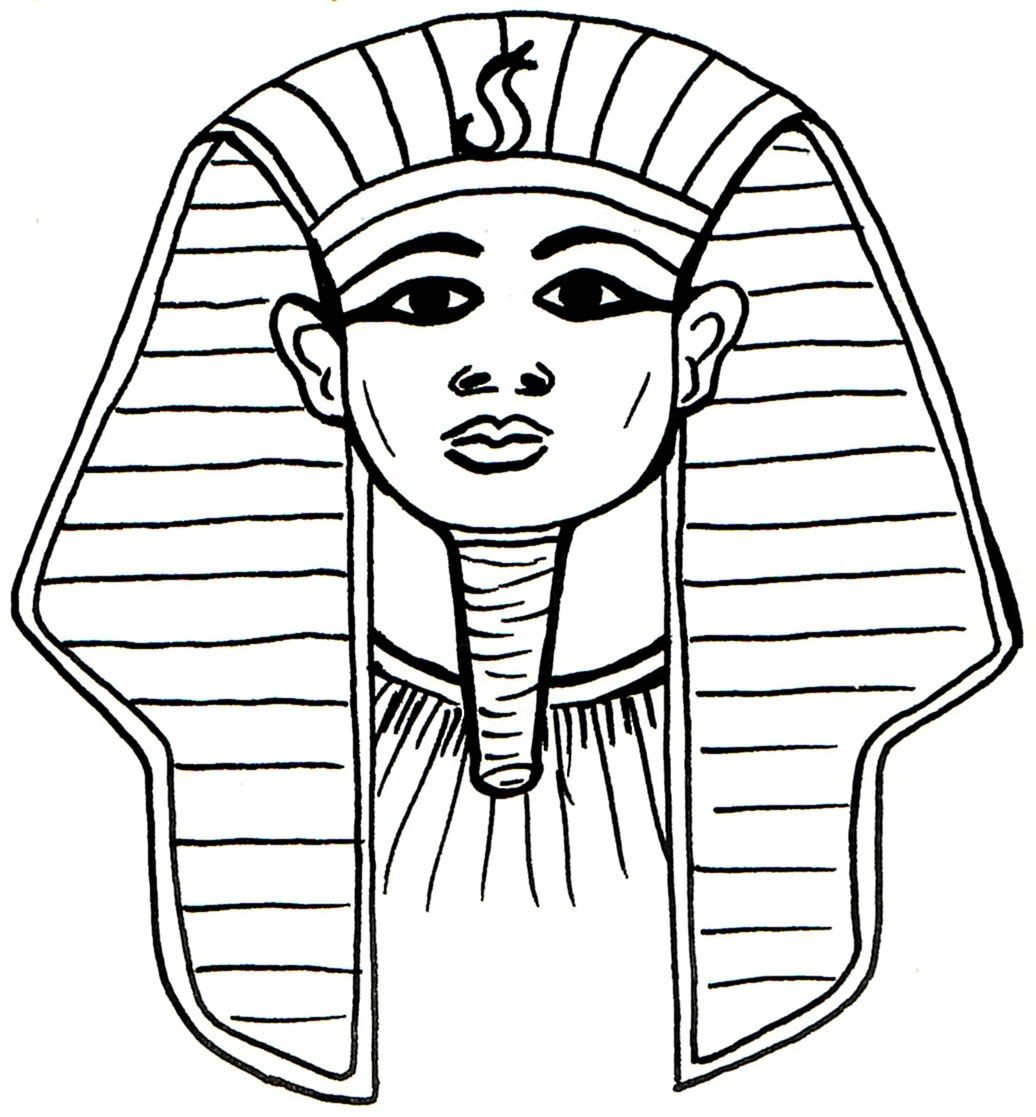 egyptian sphinx coloring pages - photo#15