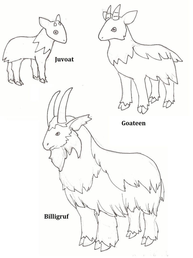 Worksheet Little Billy Goat Gruff three billy goats gruff troll coloring pages az little goat images