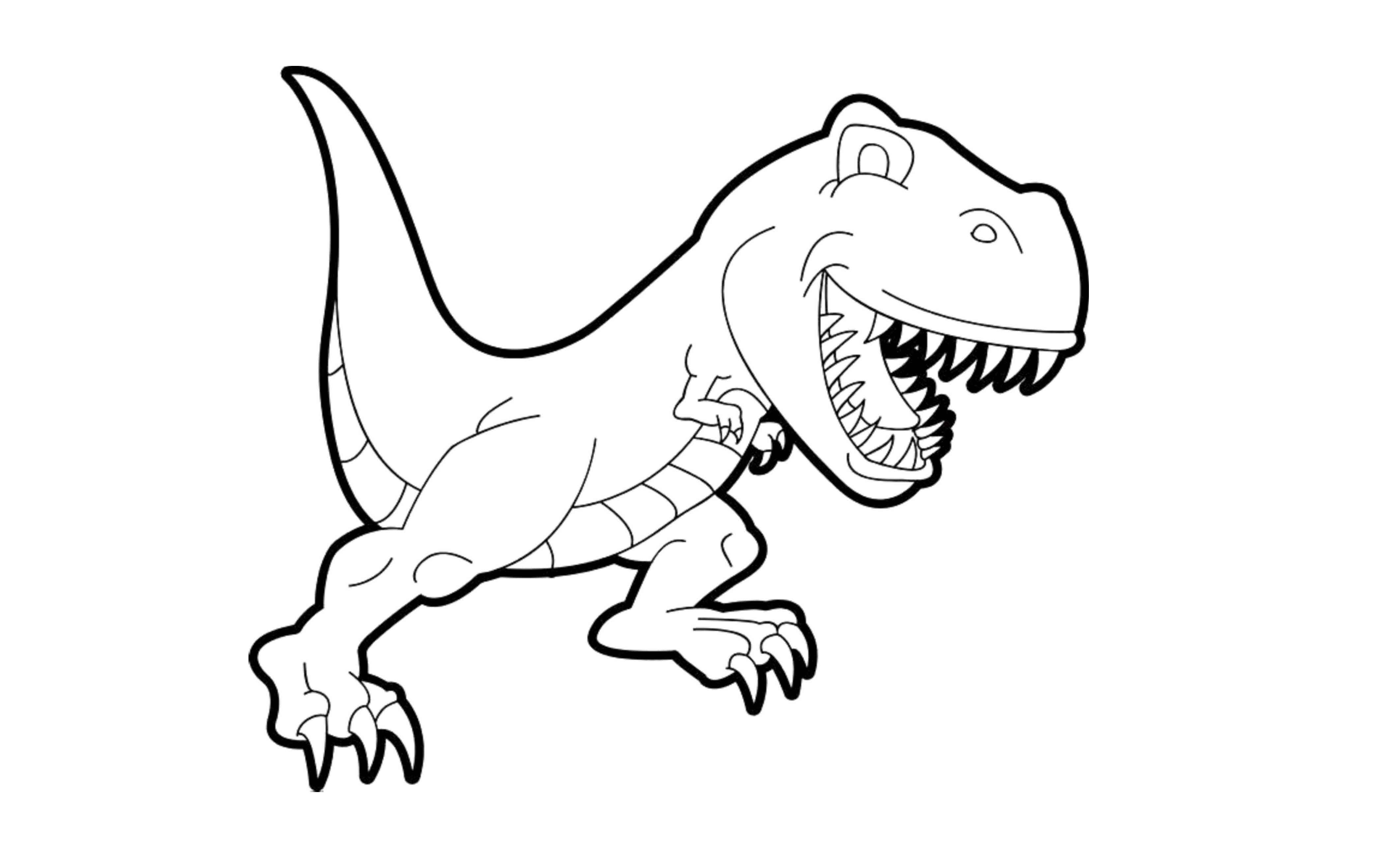 Indominus Rex Coloring Pages - Coloring Home