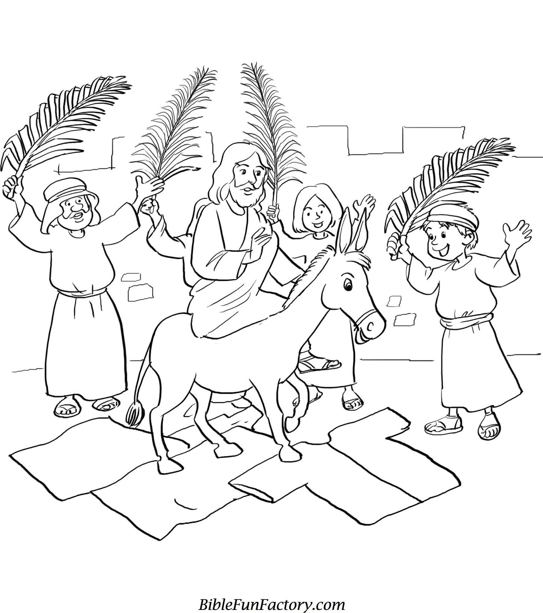 easter coloring pages | Bible Lessons, Games and Activities ...