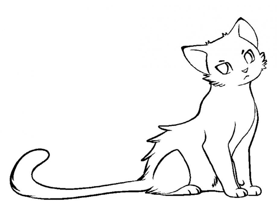 warrior cats coloring pages coloring sheets - photo #42