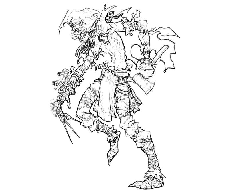 12 pics of scarecrow batman coloring pages scarecrow from batman