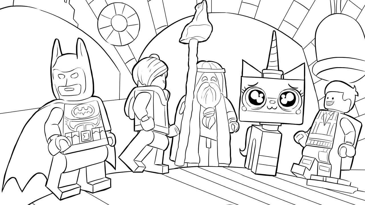 Avengers Lego Coloring Page Coloring Home