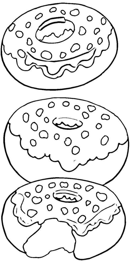 Shopkins Cookie Coloring Pages