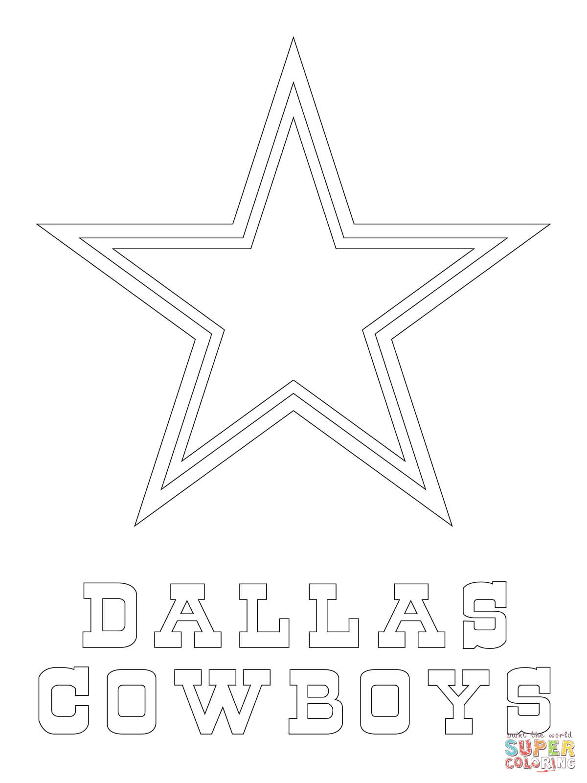 coloring book pages cowboys - photo#35