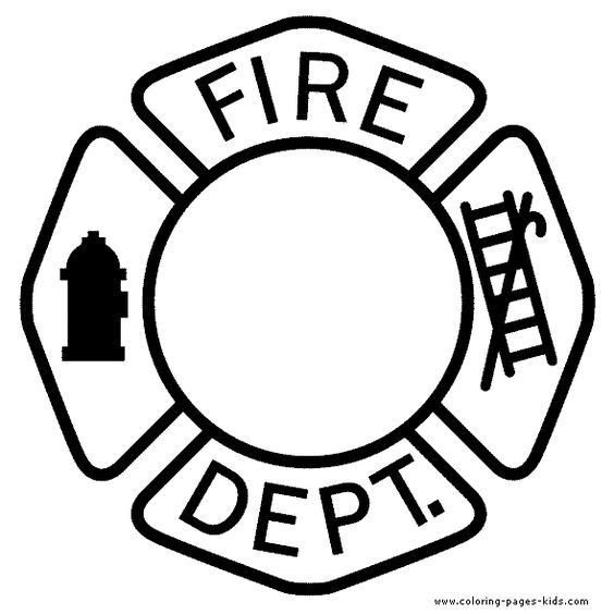 coloring pages fire hydrants - photo#19
