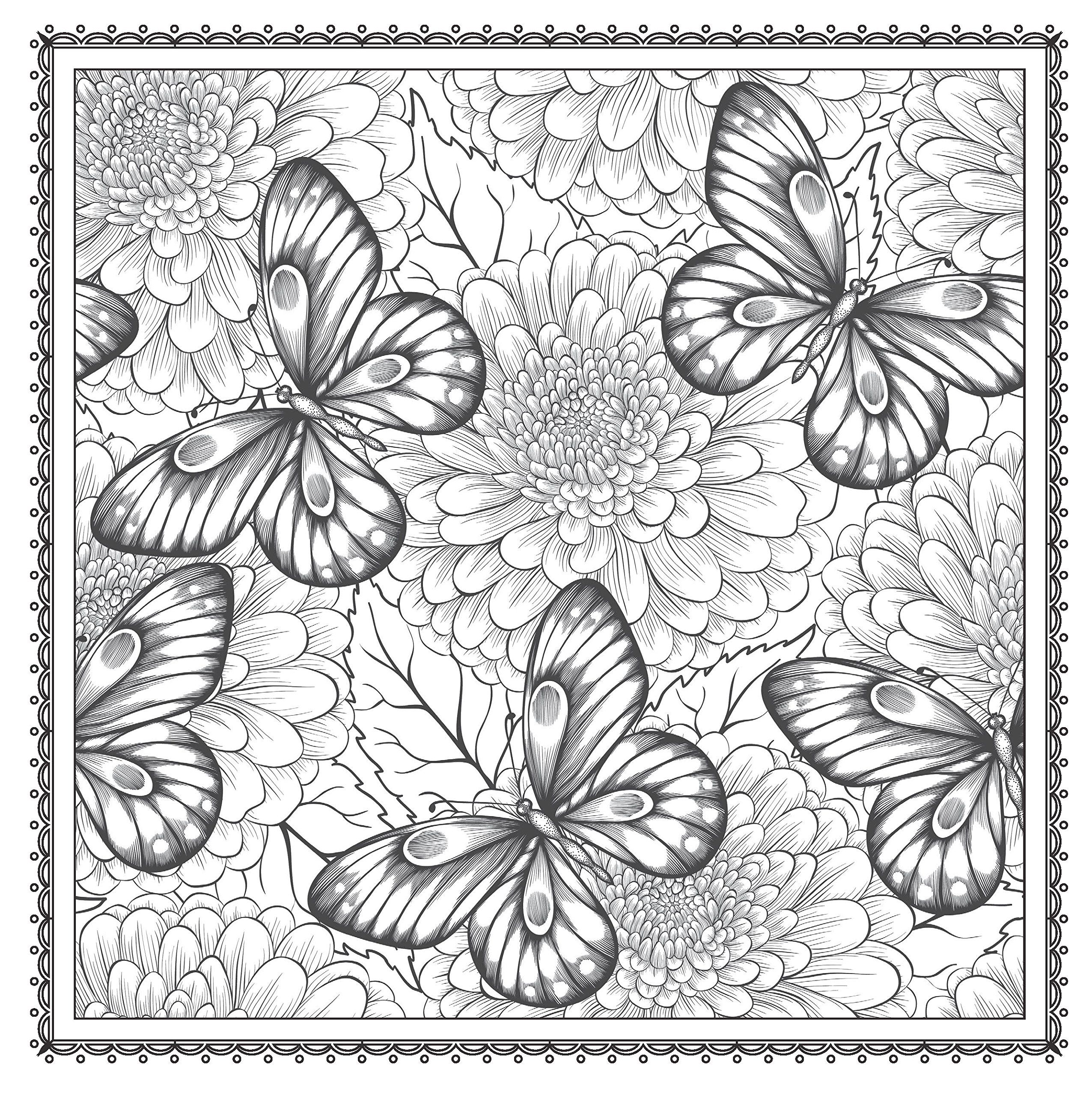 designs coloring pages for adults - photo#17