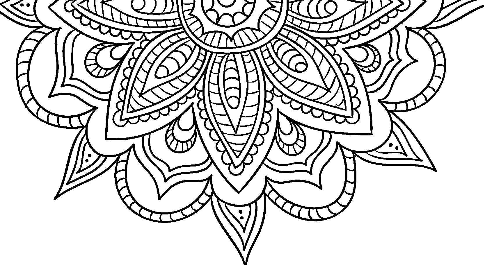 Coloring Book For Adults Website : Adult Coloring Pages Patterns Coloring Home
