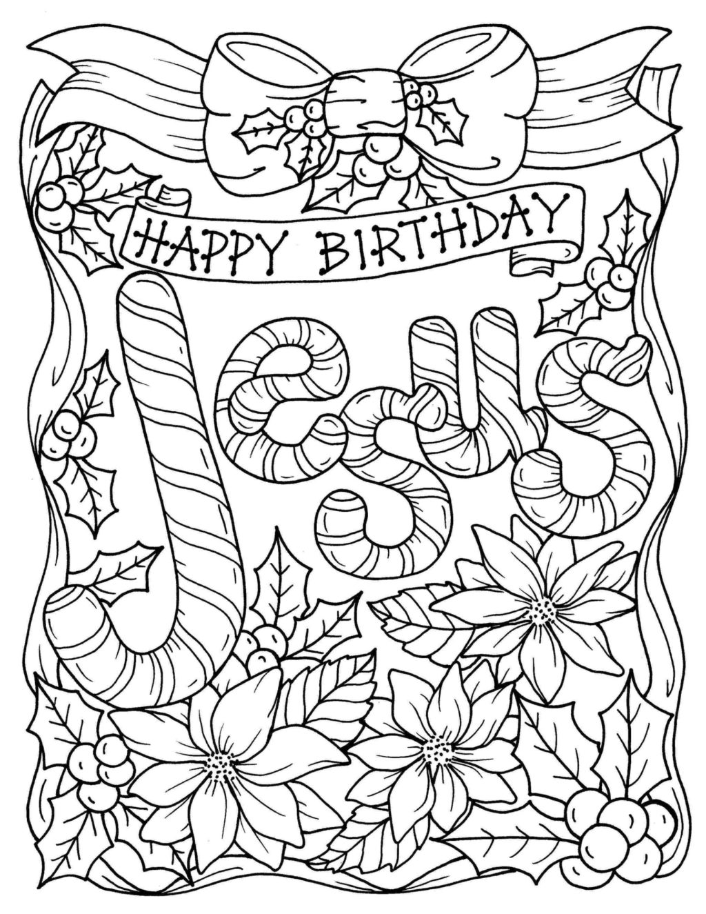 Worksheet ~ Free Printable Bible Christmas Coloring Pin On For The ...