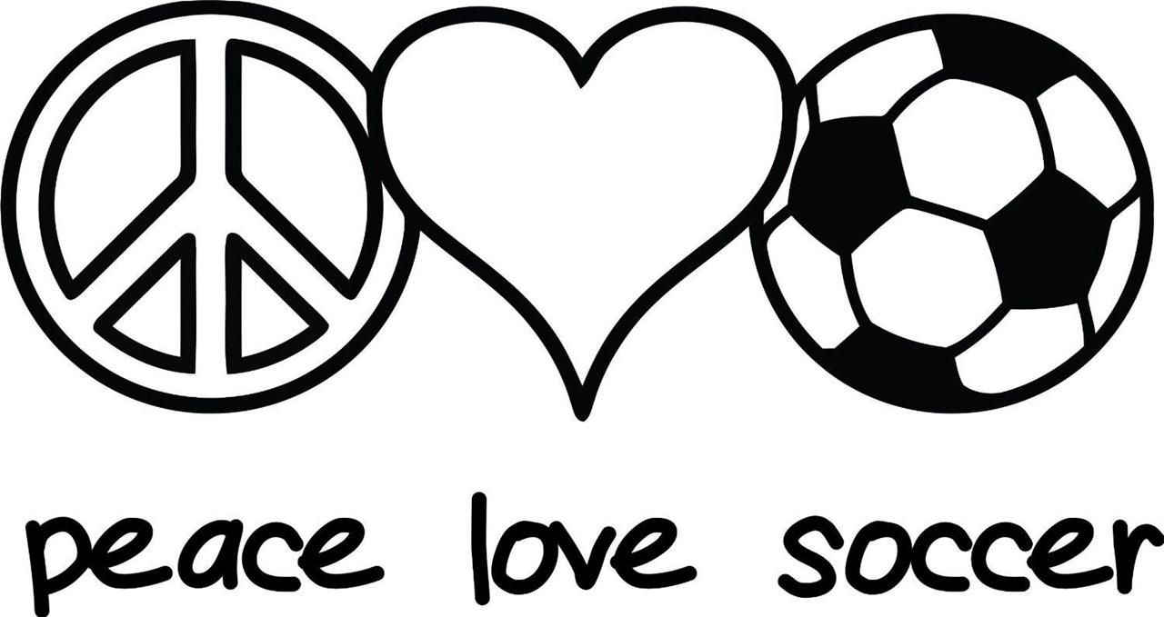 Free printable coloring pages soccer - Soccer Coloring Pages For Childrens Printable For Free