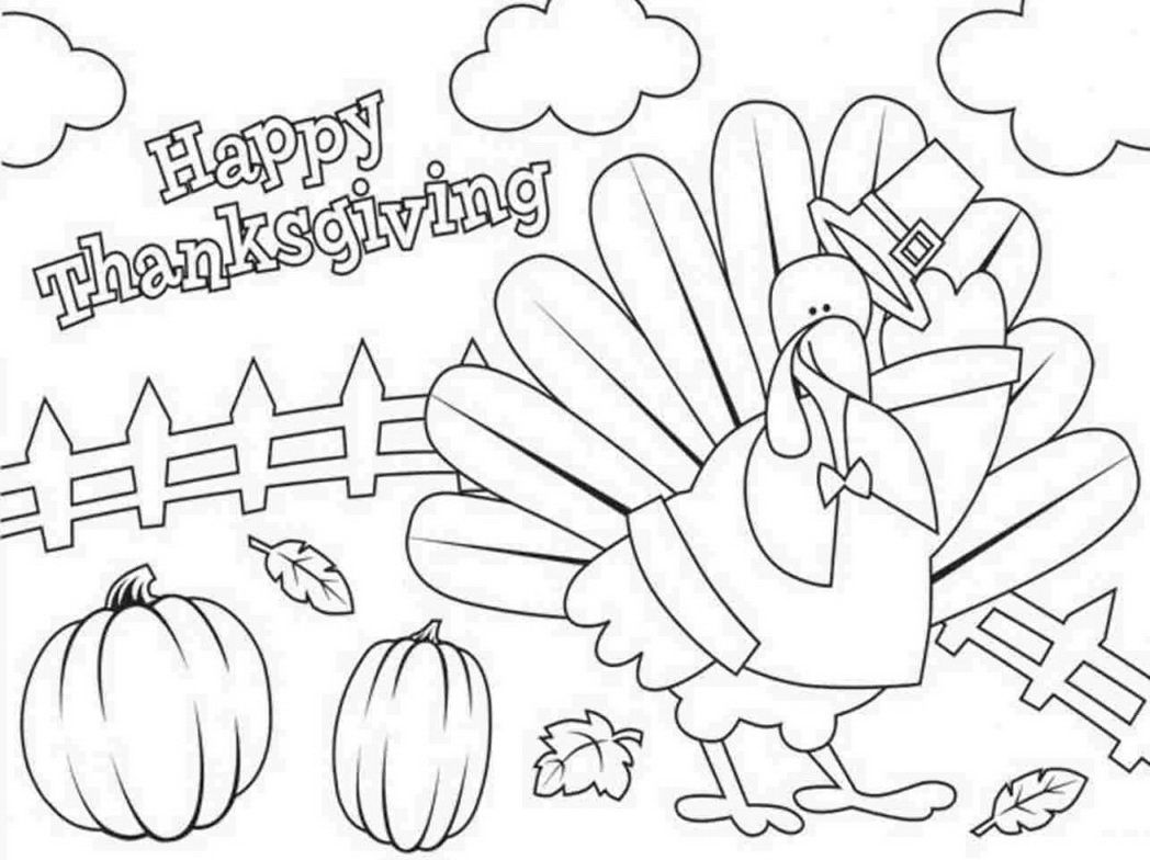 Printable Religious Thanksgiving Coloring Pages  Coloring Home