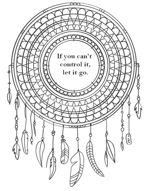 Adult Coloring Pages Zen quotes