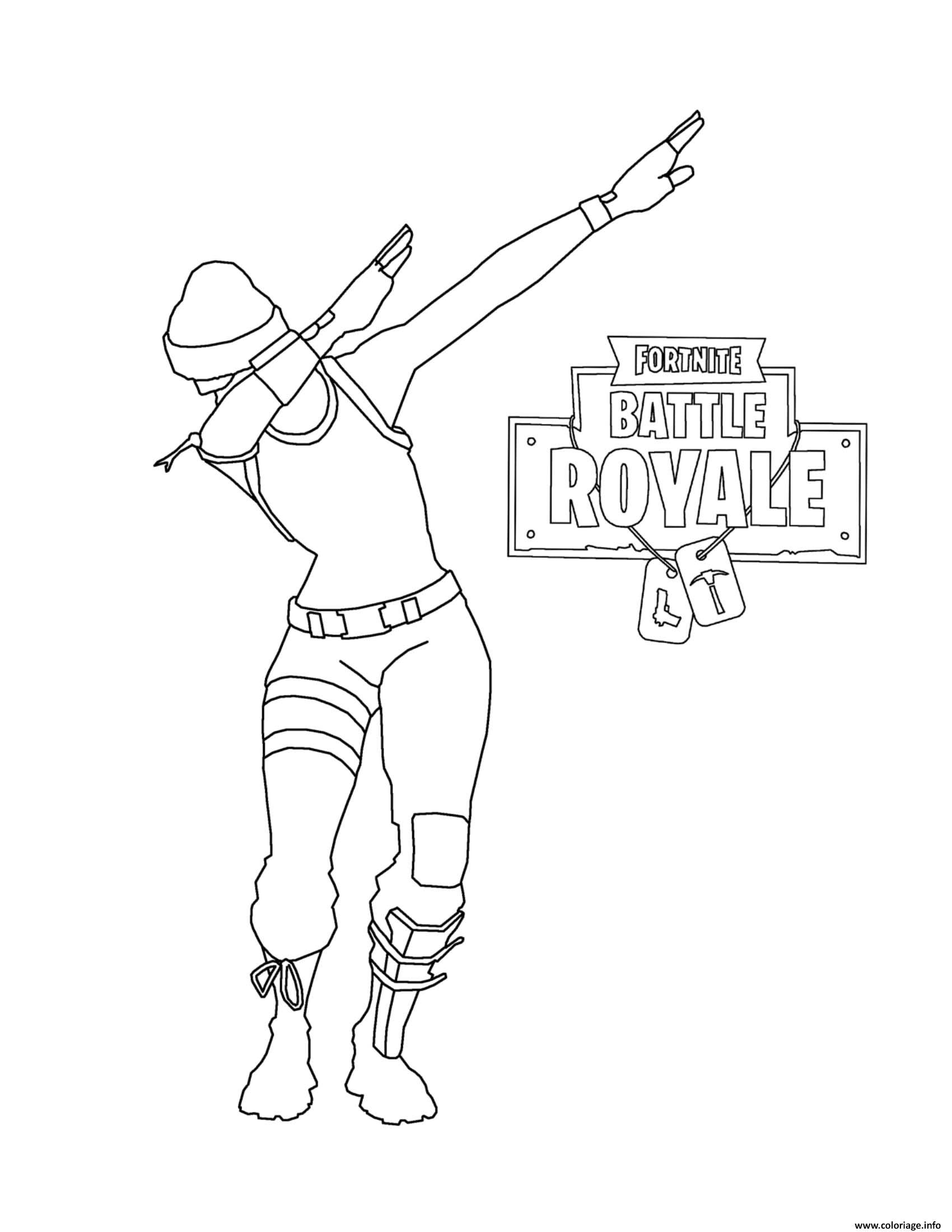 Coloring Book : Fortnite Battle Royale Kids Free Printable ...