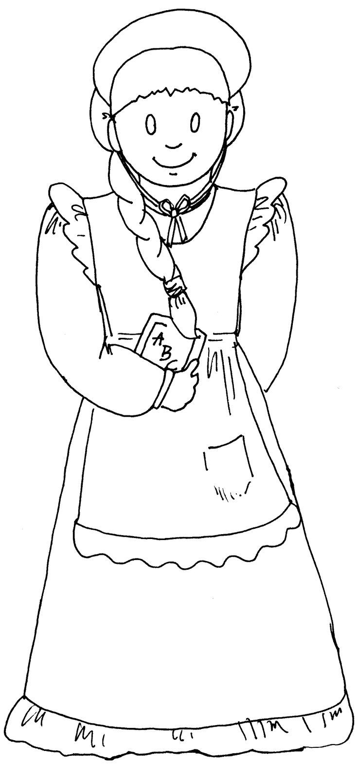 prioneer coloring pages - photo#5