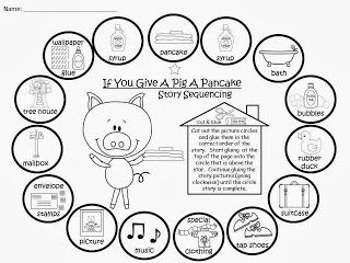 If You Give A Pig A Pancake Coloring Page Az Coloring Pages If You Give A Pig A Coloring Page