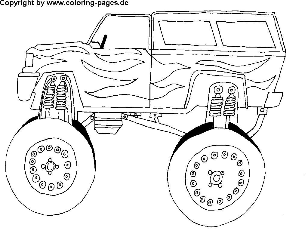 New Coloring Page: Cool Car Coloring Pages For Boys Kids Printable ...