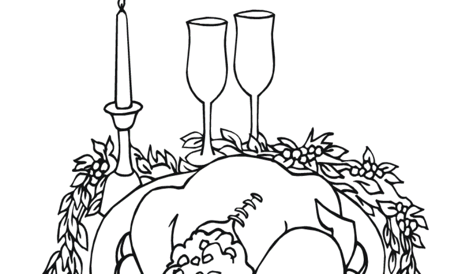 Thanksgiving Coloring Pages: Best Sites For Free Printable ...