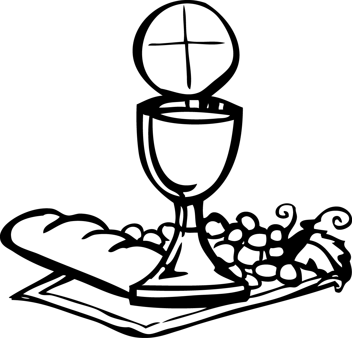 Uncategorized Communion Coloring Pages communion sacraments coloring pages home holy clipart best