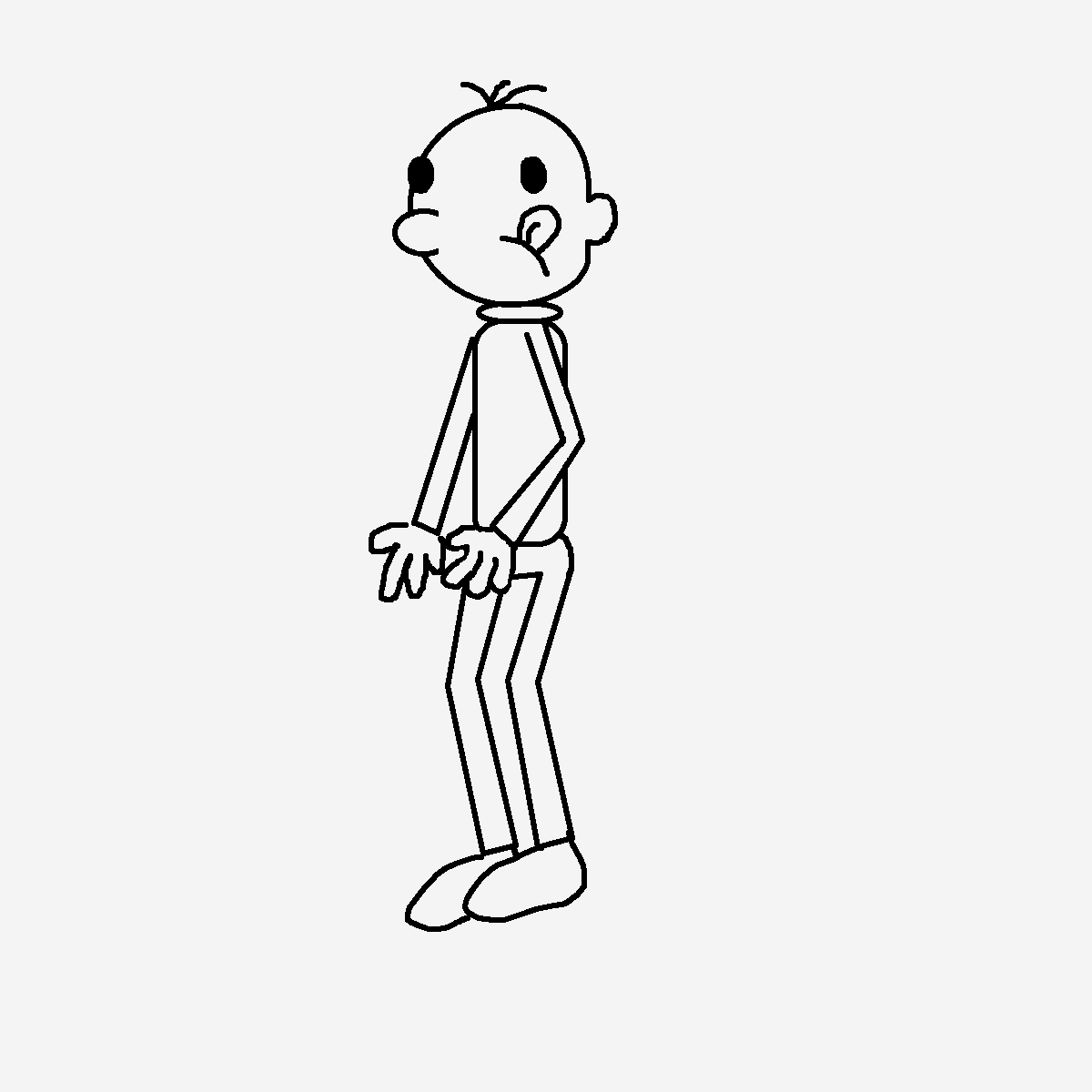 Diary Of A Wimpy Kid Coloring Pages To Print Coloring Home Pages Greg Diary