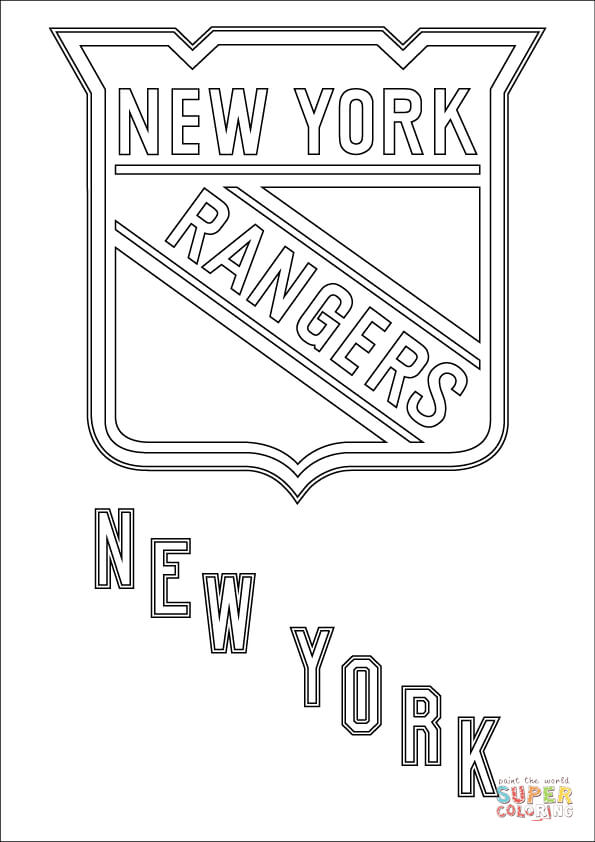 free new york coloring pages - photo#13
