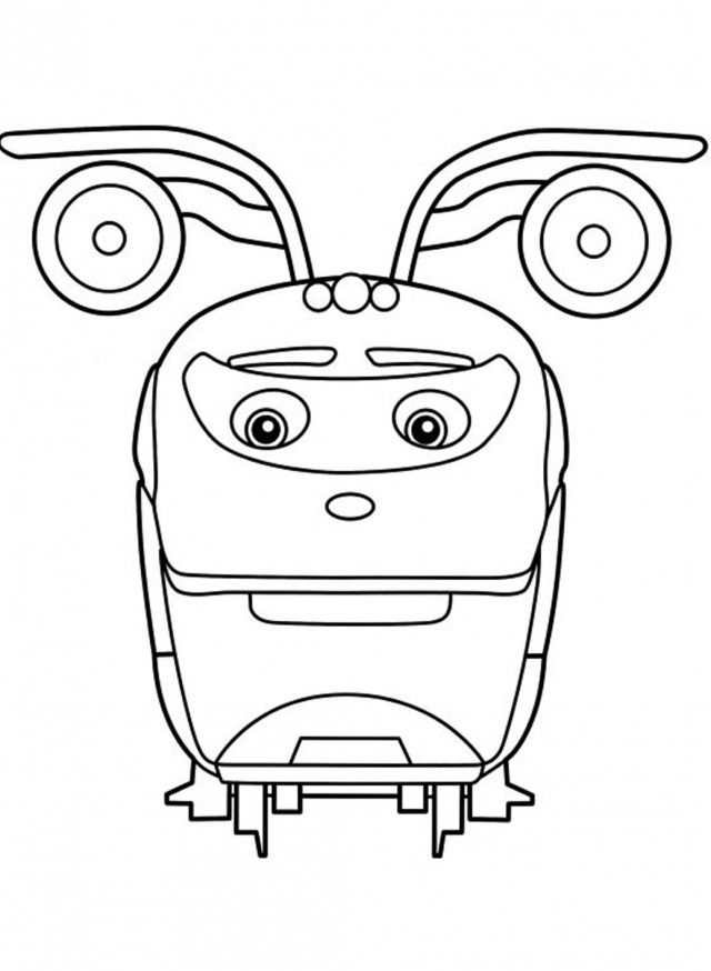 Download Free Chuggington Coloring Pages Or Print Free Chuggington