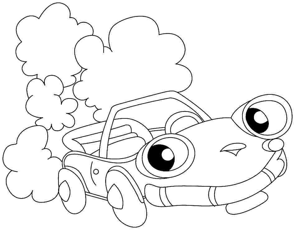 transportation coloring pages for preschoolers - photo#15