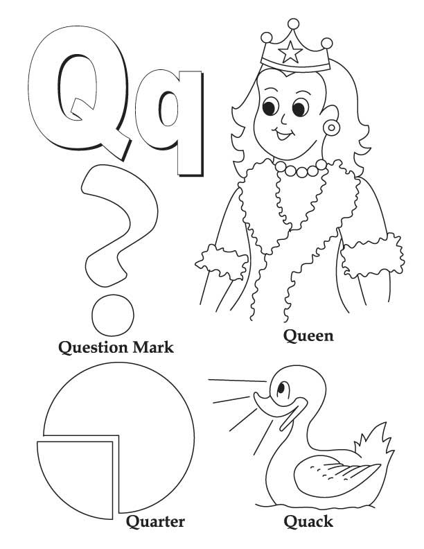 z word coloring pages - photo #17
