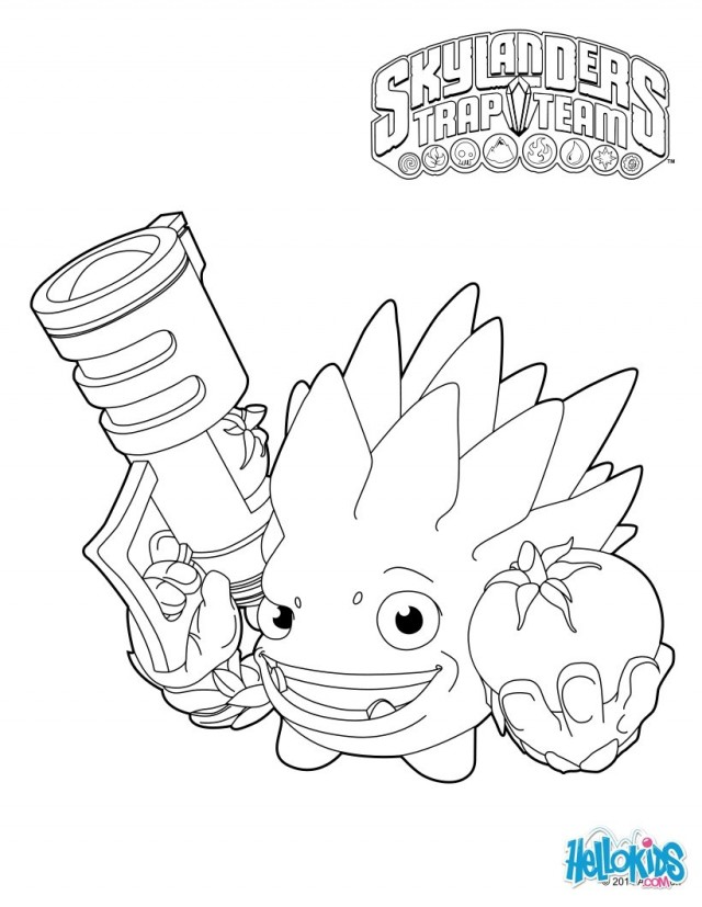 Skylanders Printable Coloring Pages Az Coloring Pages Skylander Boy And Coloring Pages