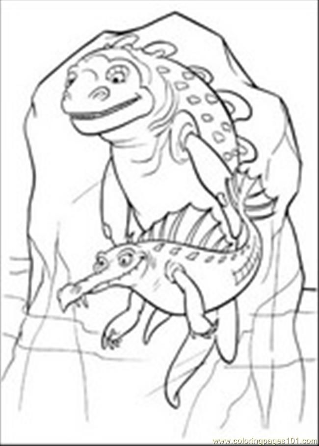 Ice Age Coloring Pages Pdf : Ice age mammals colouring pages coloring home