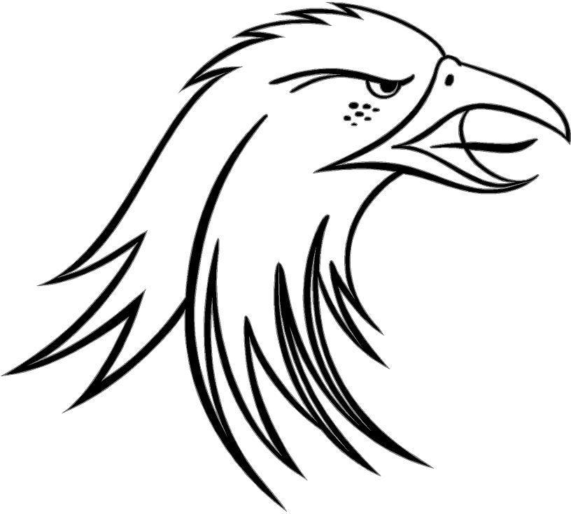 philadelphia eagle coloring pages - photo#19