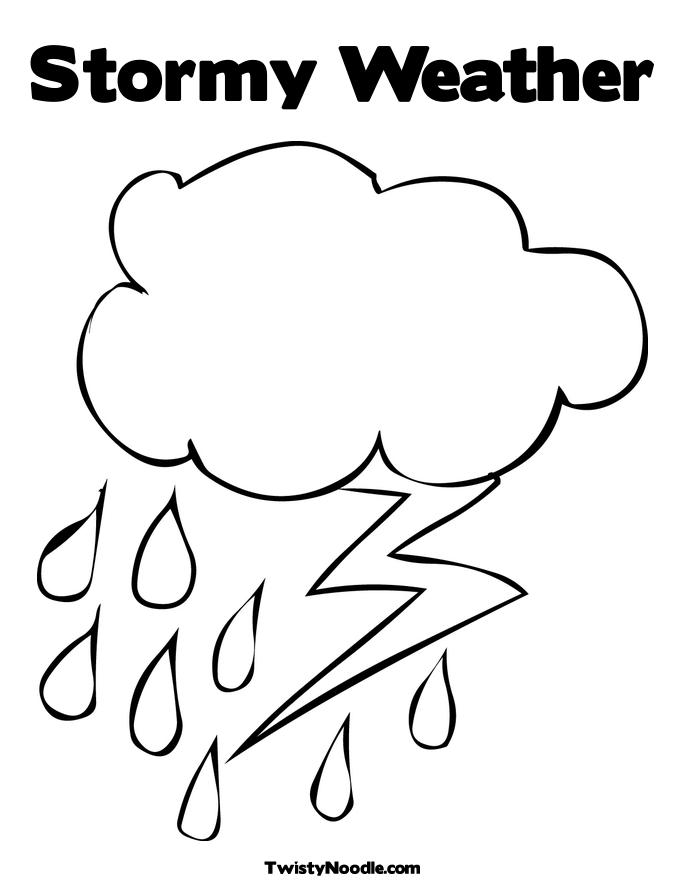 Weather coloring pages kids az coloring pages for Weather coloring pages printable