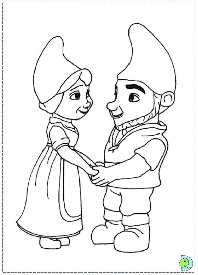 Gnomeo And Juliet Coloring Pages Az Coloring Pages Gnomeo And Juliet Coloring Pages