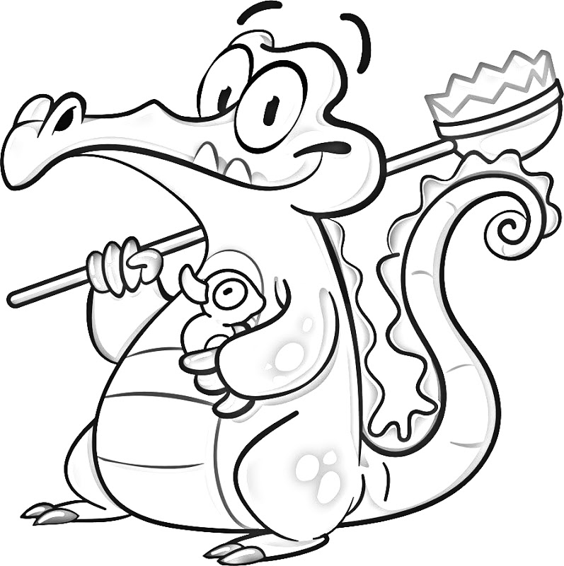 Dental Health Coloring Page - AZ Coloring Pages