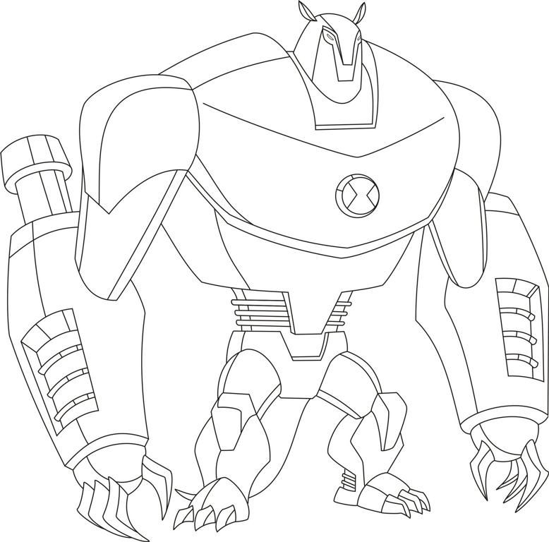 ultimate coloring pages - photo#37