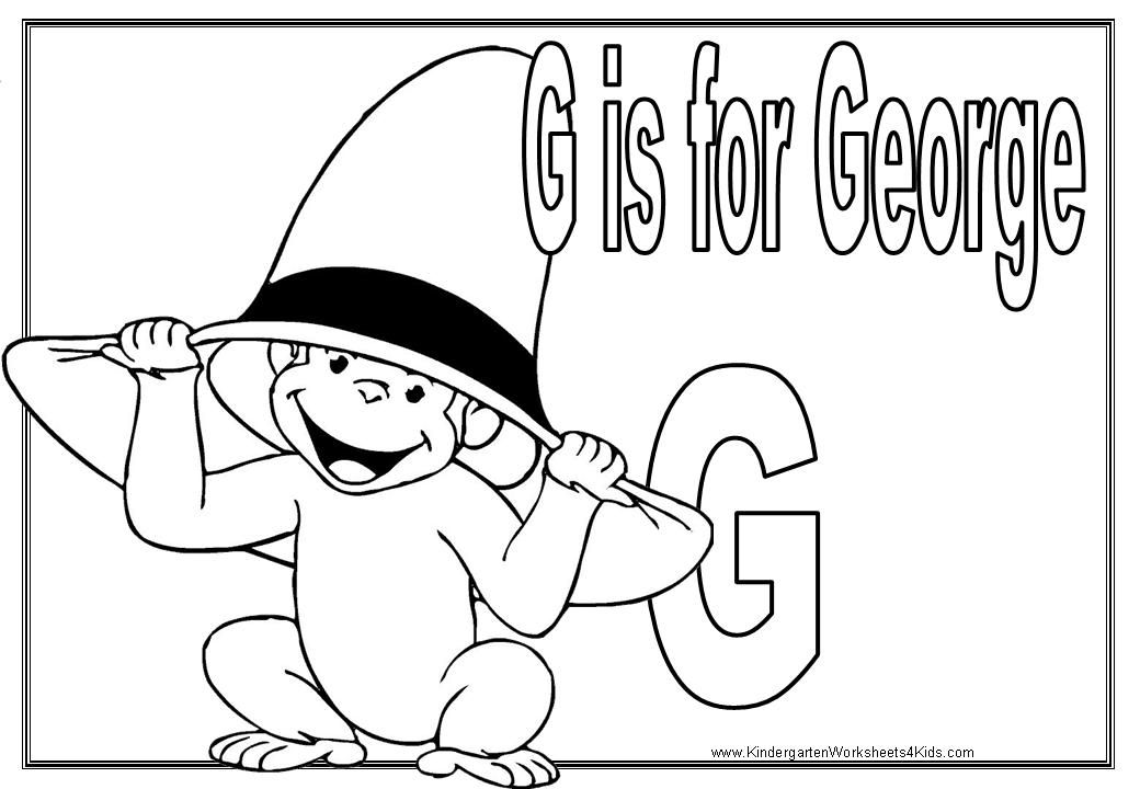 curious george coloring pages photosynthesis - photo#35