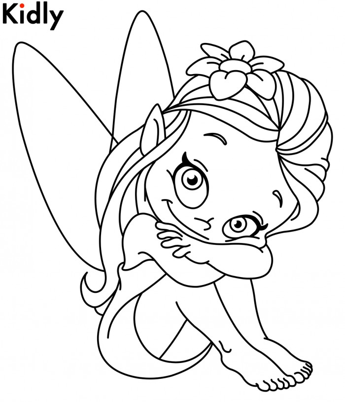 Tooth fairy coloring pages for kids az coloring pages for Tooth fairy coloring pages