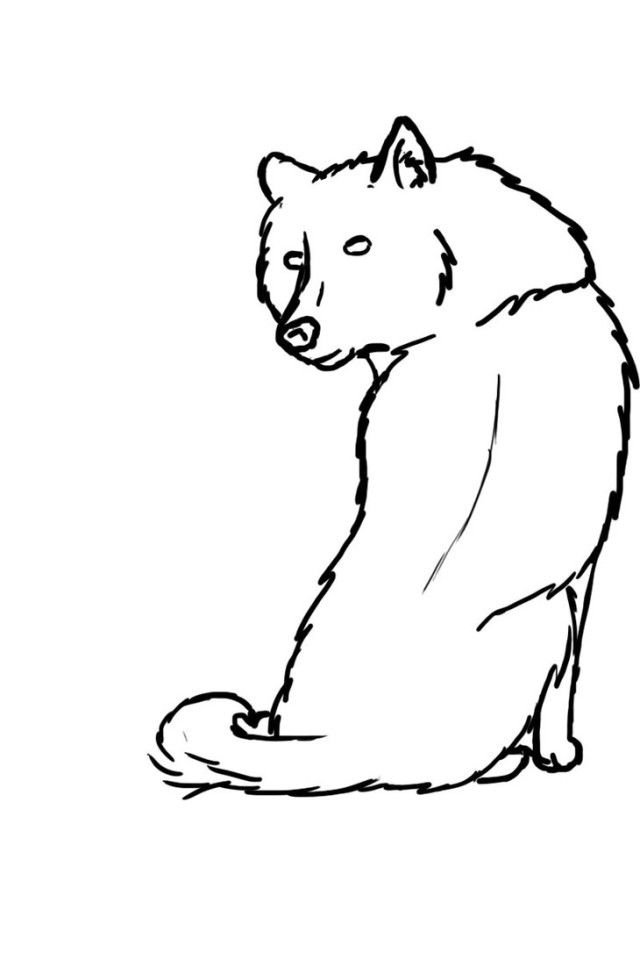free coloring pages unicorn siberian husky | Siberian Husky Coloring Pages - Coloring Home
