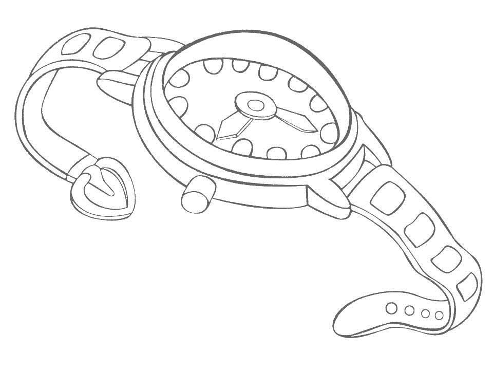 daily necessities coloring page for kids 13 daily necessities