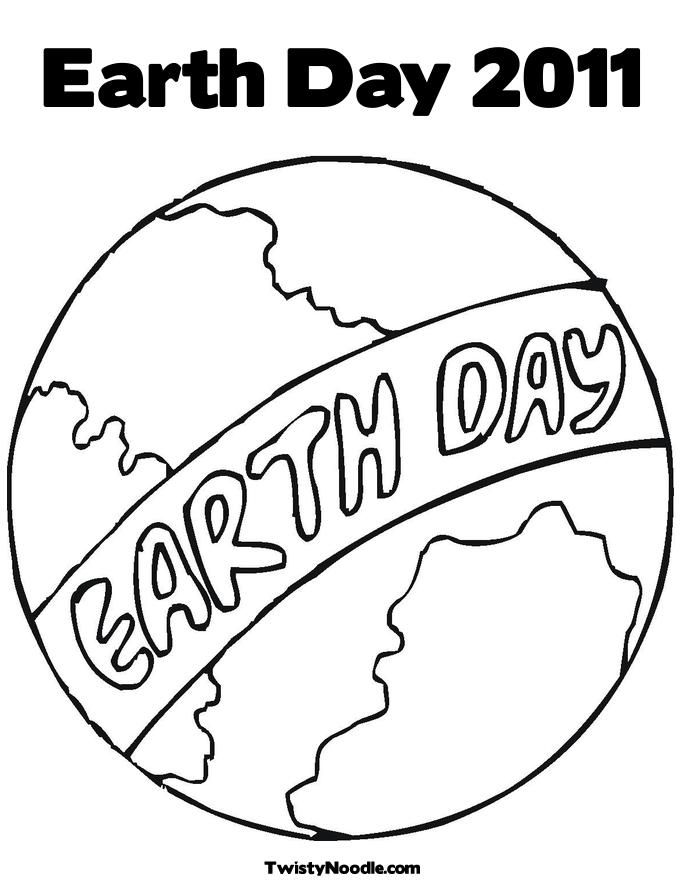 Earth Day Coloring Pages Pdf : Beauty auto earth day coloring pages kindergarten