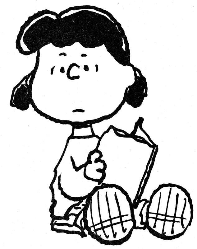 TimelessTrinkets.com Peanuts Coloring Pages