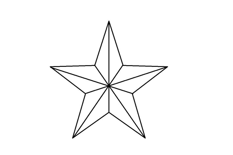Star shapes az coloring pages for Coloring pages of stars shape