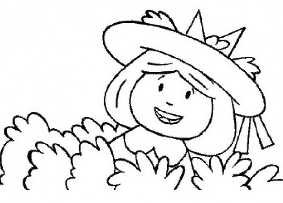 printable coloring pages madeline - photo#11
