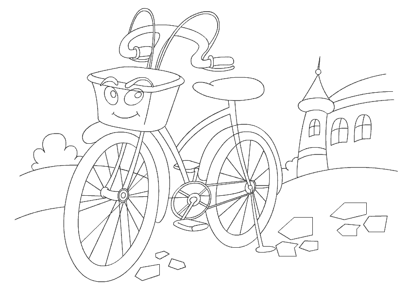 Water Cycle Coloring Page Fish Life Cycle Coloring Page
