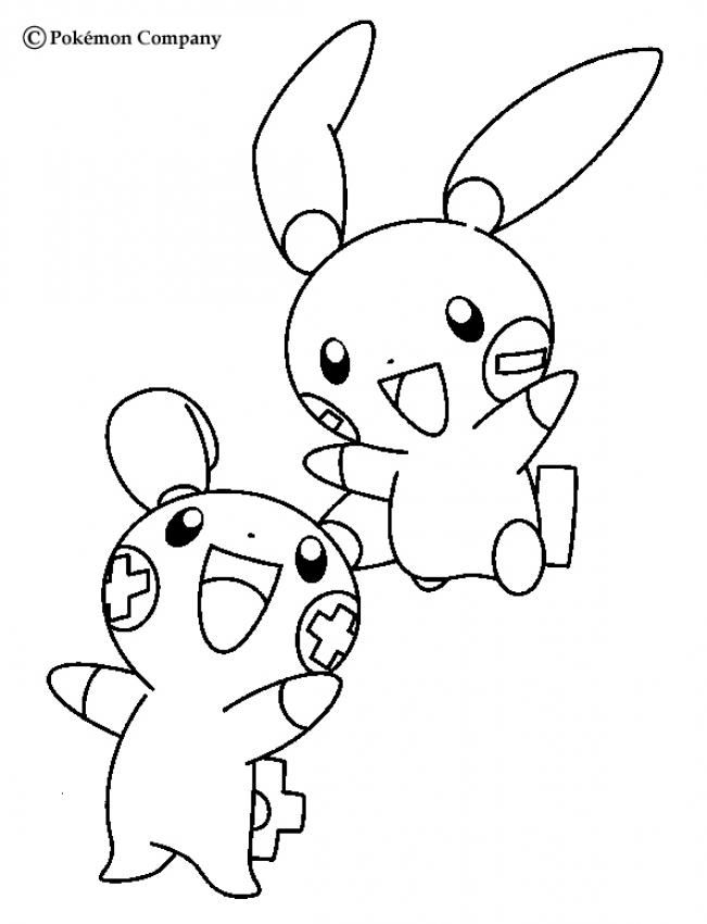 Pokemon Coloring Pages Printable Pdf : Pokemon z colouring pages coloring home