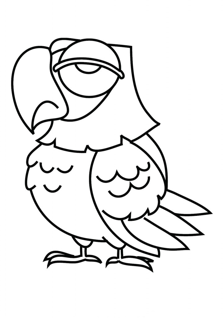 coloring pages of barn owls - photo#19