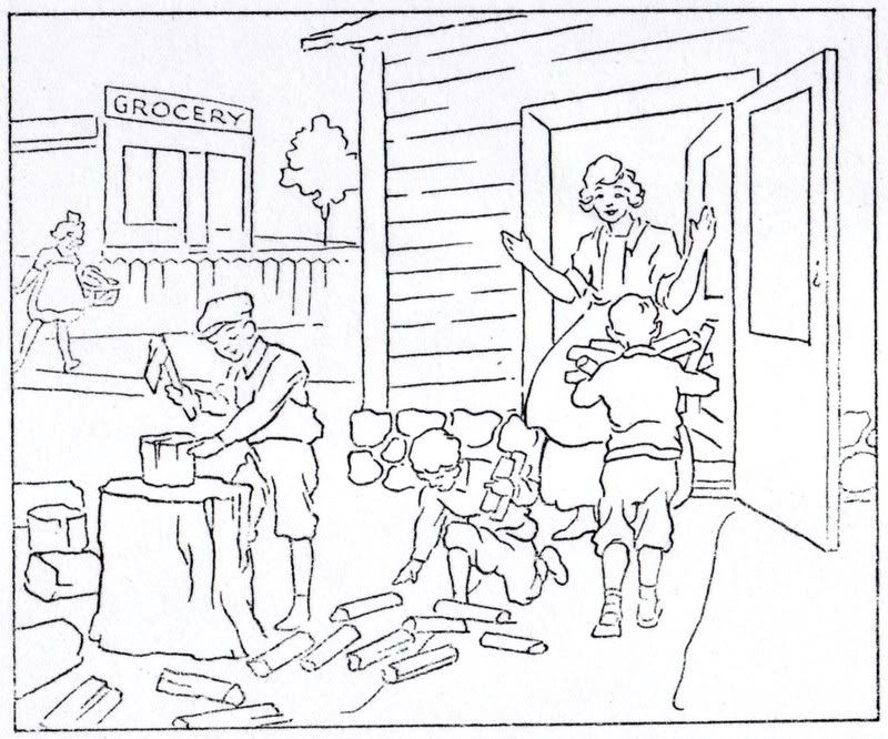 missionaries coloring pages - photo#23